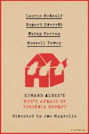 Who's Afraid of Virginia Woolf? on Broadway