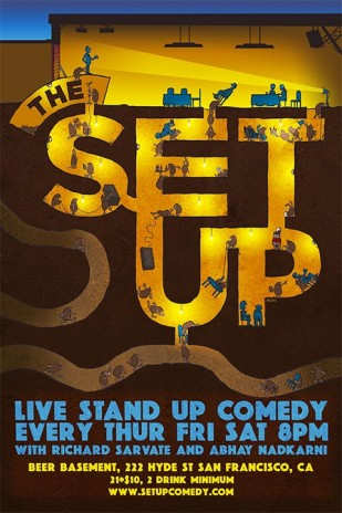 The Setup: Stand Up Comedy