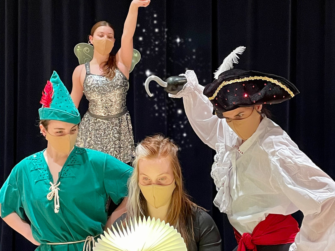 Theater for Young Audiences at 92Y: Adventure to Neverland