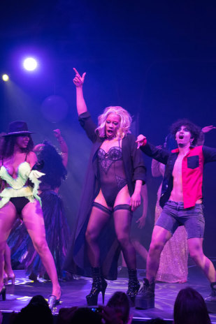 The Cocoa Butter Club presents The Queer Burlesque Revue