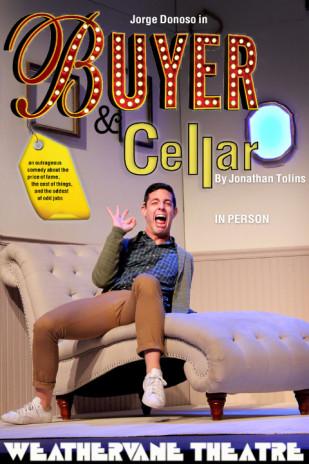 Buyer & Cellar (Weathervane Theatre)