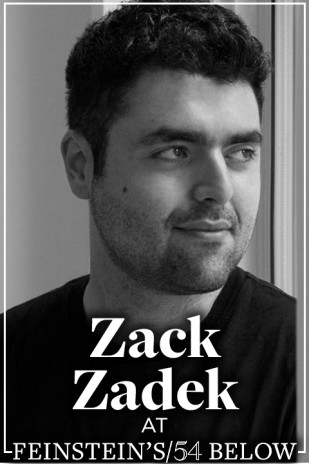 Zack Zadek: On We Go, feat. Alex Brightman, Will Roland, Lauren Marcus, & More!
