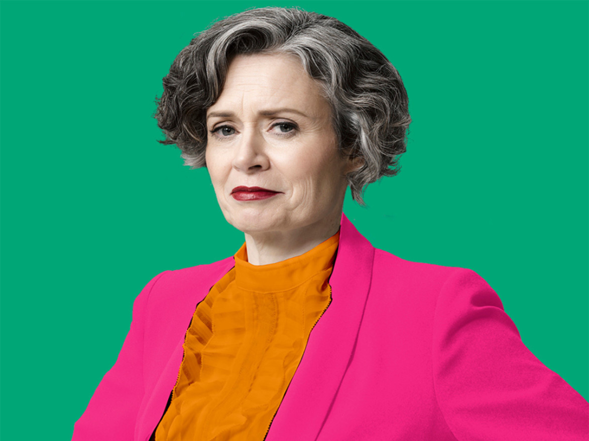 Judith Lucy – Turns Out, I'm Fine at Belvoir