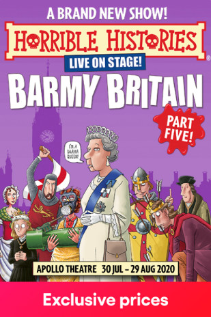 Horrible Histories - Barmy Britain Part Five