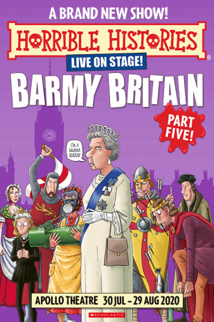 Horrible Histories - Barmy Britain Part Five
