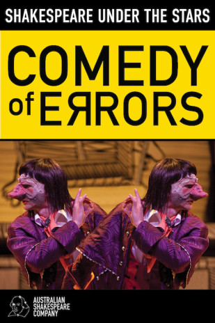 Comedy of Errors presented by The Australian Shakespeare Company