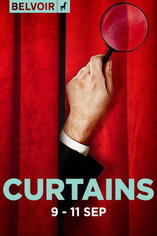 Curtains The Musical at Belvoir
