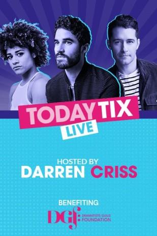 TodayTix Live hosted by Darren Criss