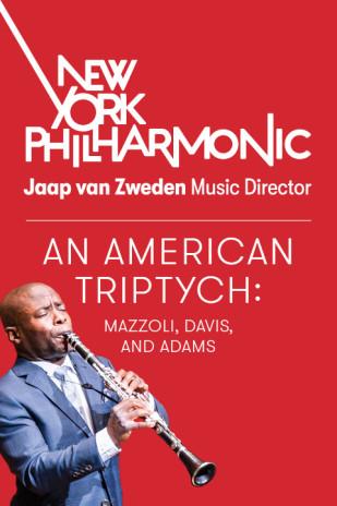 New York Philharmonic presents An American Triptych: Mazzoli, Davis, and Adams