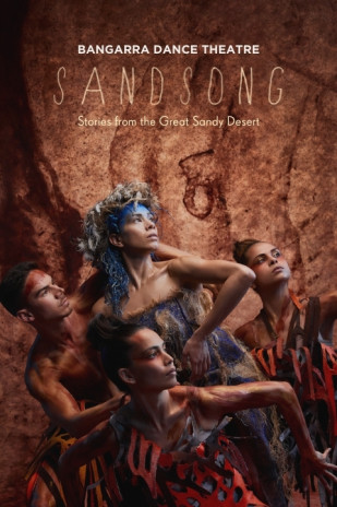 SandSong presented by Bangarra Dance Theatre