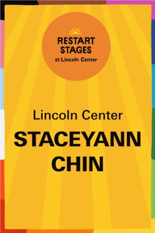 Restart Stages at Lincoln Center: Pride, Staceyann Chin