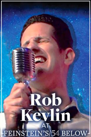 Rob Kevlin: Silver Screen Serenade