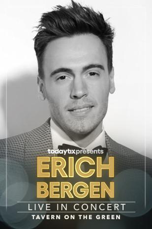 Erich Bergen at Tavern on the Green
