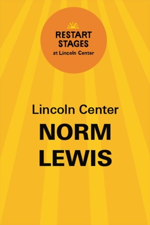 Restart Stages at Lincoln Center: Norm Lewis