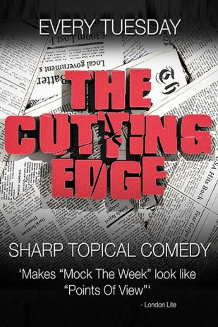 The Cutting Edge (Comedy Store)