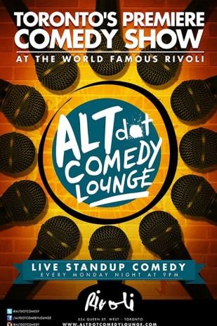 ALTdot Comedy Lounge