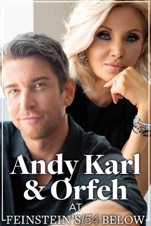 Andy Karl & Orfeh: Legally Bound