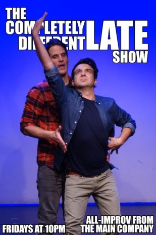 The Completely Different Late Show