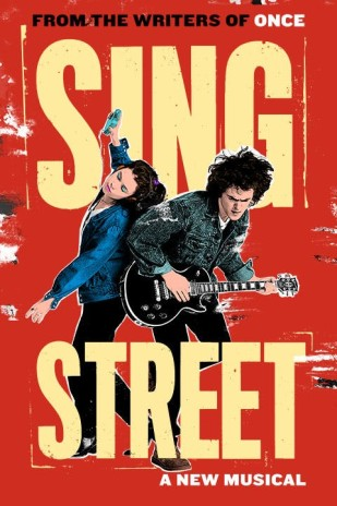 Sing Street on Broadway