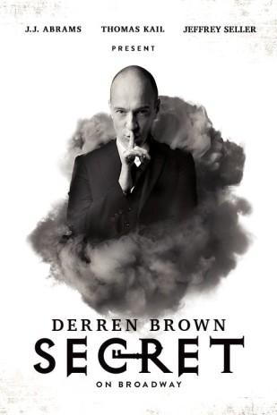 Derren Brown: Secret on Broadway