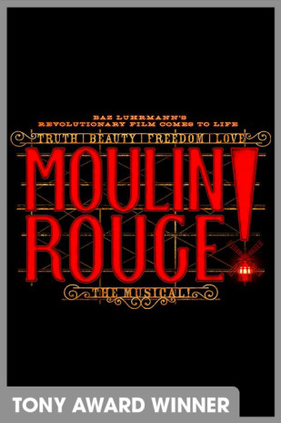 Moulin Rouge! The Musical on Broadway