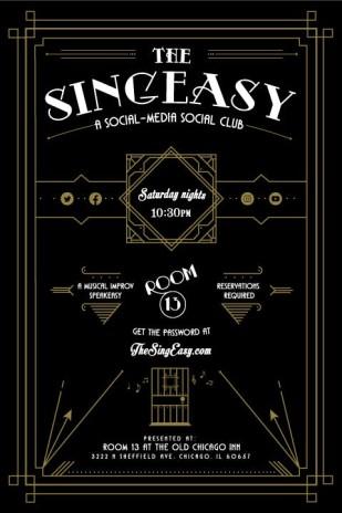 The SingEasy: A Social Media Social Club