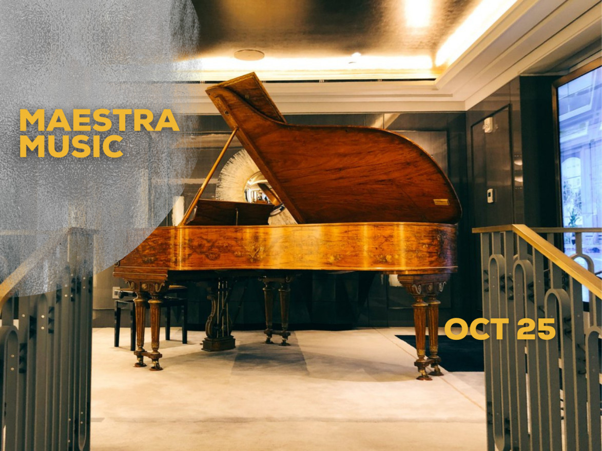 Live at the Waldorf: Maestra Music