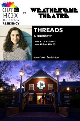 Threads by Mehrnaz Tiv