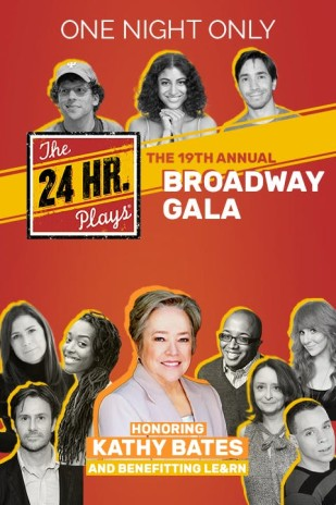 The 24 Hour Plays Broadway Gala