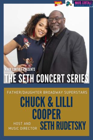 Chuck Cooper & Lilli Cooper
