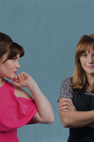 Funny Gals - Vikki Stone & Natasha Barnes