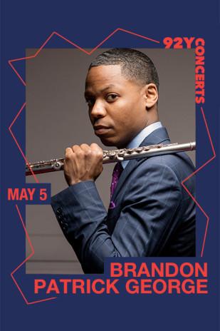 Brandon Patrick George, flute and Bryan Wagorn, piano