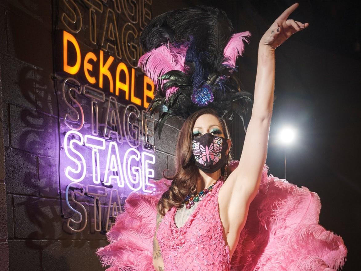 Underground Cabaret, A Speakeasy Spectacular
