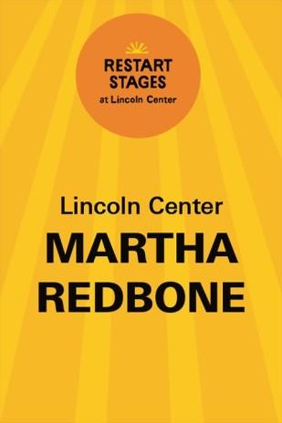 Restart Stages at Lincoln Center: Martha Redbone