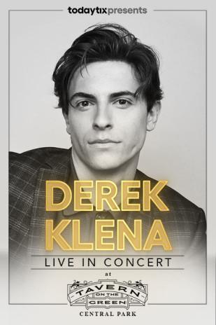 Derek Klena at Tavern on the Green