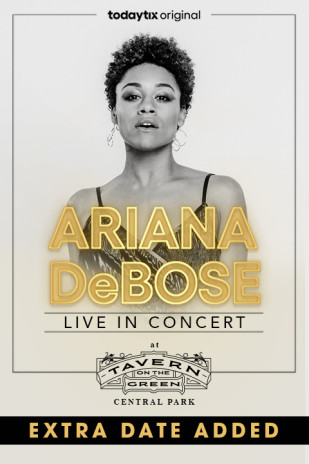 Ariana Debose at Tavern on the Green