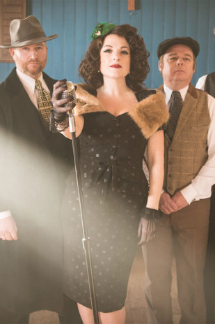 Miss Kiddy and the Cads - Vintage Takeover!