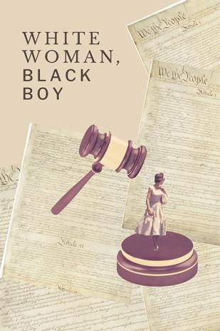 White Woman, Black Boy