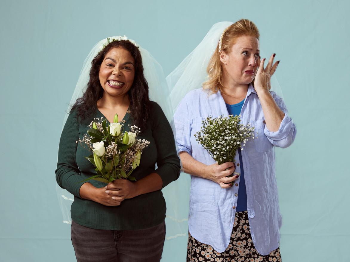 Wayside Bride at Belvoir