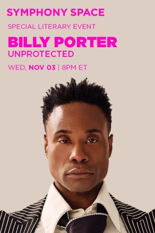 Billy Porter: Unprotected