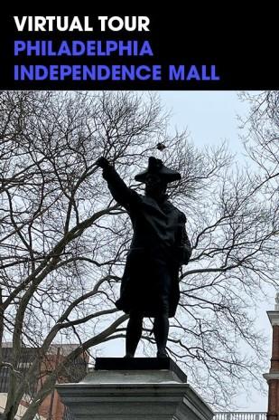 Virtual Tour - Philadelphia Independence Mall