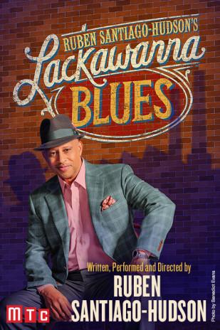 Lackawanna Blues on Broadway