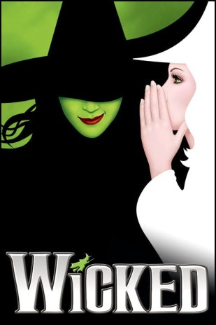 Wicked on Broadway
