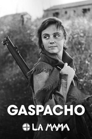 Gazpacho at La Mama