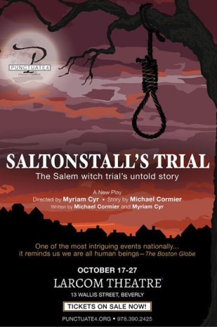 Saltonstall's Trial: The Salem witch trial's untold story