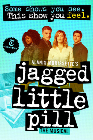 Jagged Little Pill on Broadway