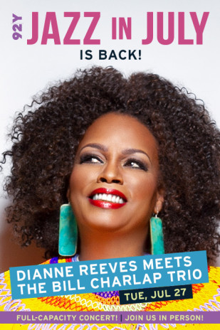 Dianne Reeves Meets the Bill Charlap Trio