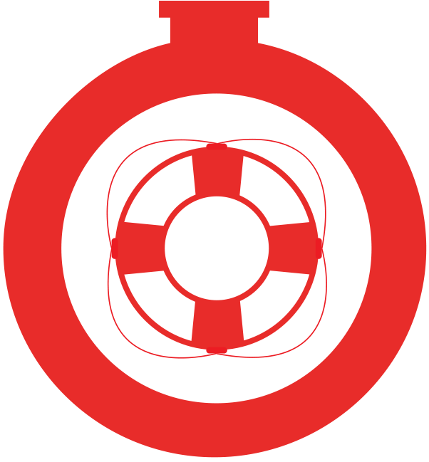 Fastly icon life preserver