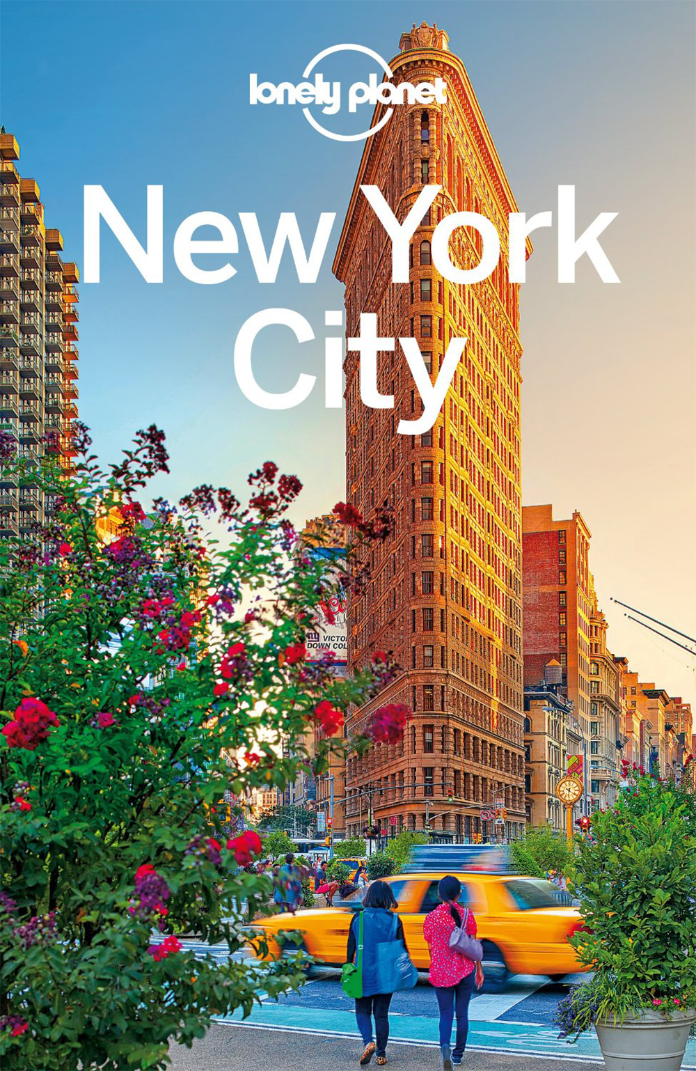 Lonely Planet cover NYC