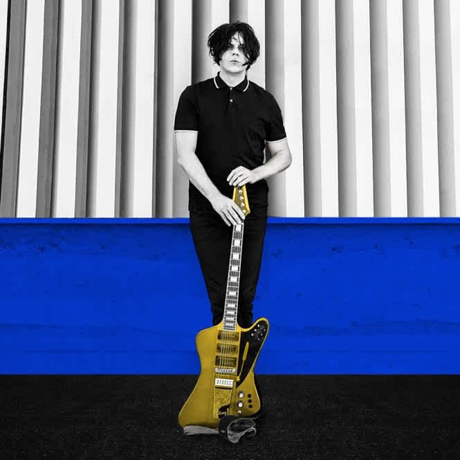 Jack White - mynd eftir David James Swanson